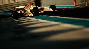 GP2: Razia encerra testes coletivos em Abu Dhabi