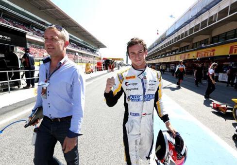 GP2 Series: Stéphane Richelmi marca a pole em Barcelona