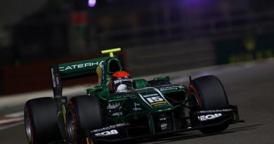 GP2 Series: Alexander Rossi sai na pole em Abu Dhabi
