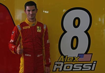 GP2 Series: Alexander Rossi marca a pole em Monte Carlo
