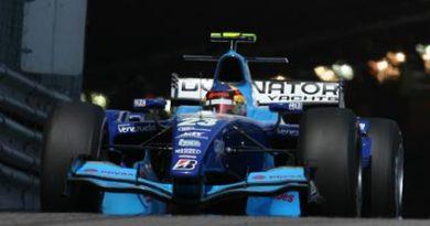 GP2 Series: Pastor Maldonado é o pole-position em Mônaco