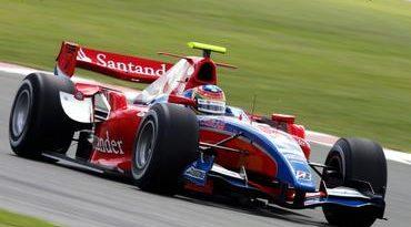 GP2 Series: Bruno Senna marca a pole em Silverstone