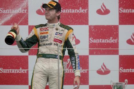 GP2 Series: Jules Bianchi vence em Silverstone