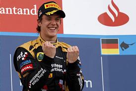 GP2 Series: James Calado vence a prova curta em Hockenheim