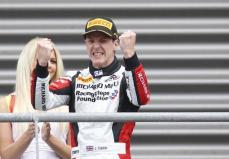 GP2 Series: Sam Bird e James Calado vencem em Spa-Francorchamps