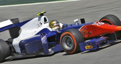 GP2 Series: Johnny Cecotto vence a primeira prova em Barcelona