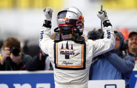 GP2 Series: Stefano Coletti vence segunda prova na Hungria
