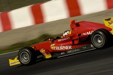 GP2 Series: Di Grassi é o melhor piloto da pré-temporada