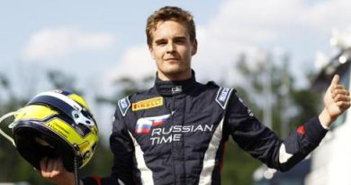 GP2 Series: Tom Dillmann marca a pole na Hungria