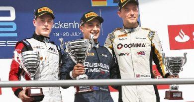 GP2 Series: Mitch Evans vence em Hockenheim