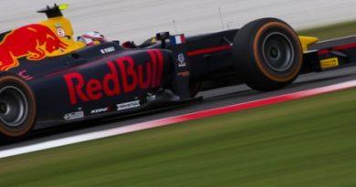GP2 Series: Pierre Gasly marca a pole na Malásia