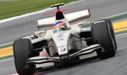 GP2 Series: Romain Grosjean vence a primeira prova do ano