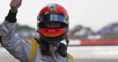 GP2 Series: Romain Grosjean vence a segunda prova em Silverstone