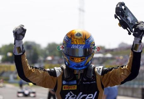 GP2 Series: Esteban Gutierrez vence em Hungaroring