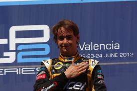 GP2 Series: Esteban Gutierrez vence em Valência