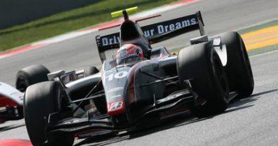 GP2 Series: Kamui Kobayashi vence a segunda prova em Barcelona