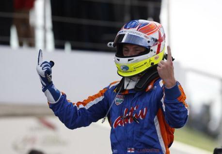 GP2 Series: Jon Lancaster vence pela primeira vez