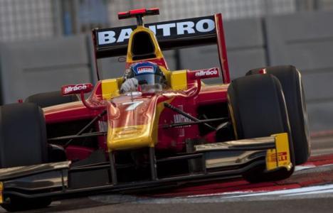 GP2 Series: Fabio Leimer marca a pole em Abu Dhabi