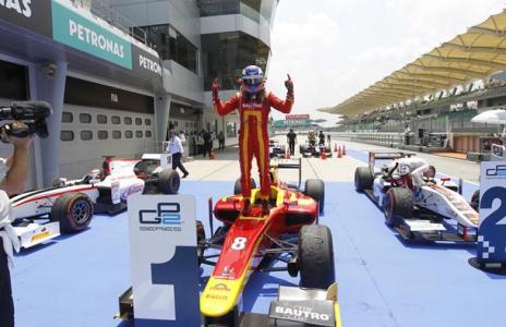 GP2 Series: Fabio Leimer vence abertura da temporada em Sepang