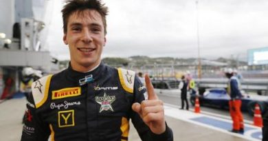 GP2 Series: Alex Lynn marca a pole na Rússia