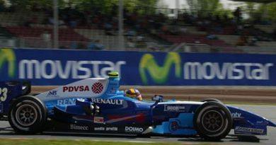 GP2 Series: Pastor Maldonado sai na pole-position em Barcelona