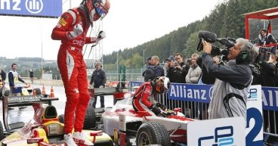 GP2 Series: Raffaele Marciello vence em Spa-Francorchamps