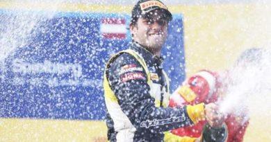 GP2 Series: Felipe Nasr vence na Áustria