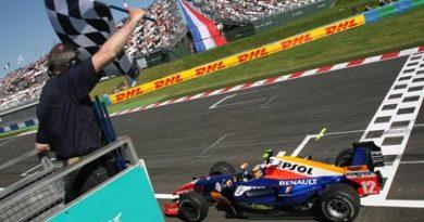 GP2 Series: Giorgio Pantano vence e reassume a liderança