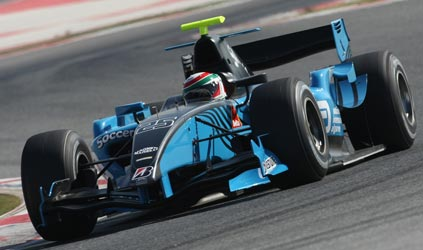 GP2 Series: Álvaro Parente domina último dia de testes