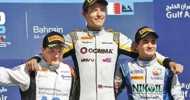 GP2 Series: Jolyon Palmer vence e assume liderança do campeonato