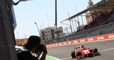 GP2 Series: Luiz Razia vence em Valência e fica a um ponto de Davide Valsecchi