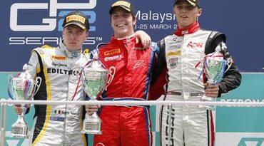 GP2 Series: Luiz Razia vence na Malásia