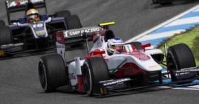 GP2 Series: Sergey Sirotkin alinha na pole na Alemanha