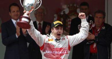 GP2 Series: Davide Valsecchi vence em Mônaco