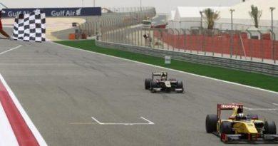 GP2 Series: Davide Valsecchi vence as duas provas no Bahrein