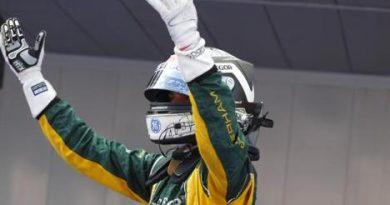 GP2 Series: Giedo Van der Garde vence a primeira prova em Barcelona