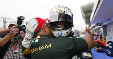 GP2 Series: Giedo van Der Garde vence a última prova da temporada