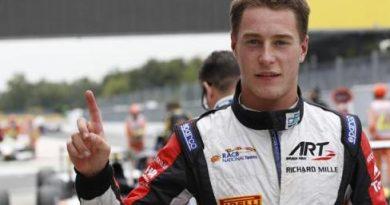GP2 Series: Stoffel Vandoorne marca a pole em Monza