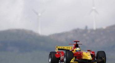 GP2 Series: Lucas di Grassi larga em 4º na rodada final da GP2
