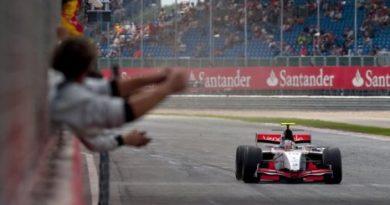 GP2: Pastor Maldonado vence em Silverstone