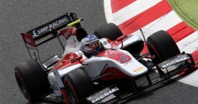GP2 Series: Sergey Sirotkin alinha na pole na Áustria