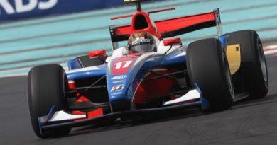 GP2 Asiática: Davide Valsecchi marca a pole-position em Abu Dhabi