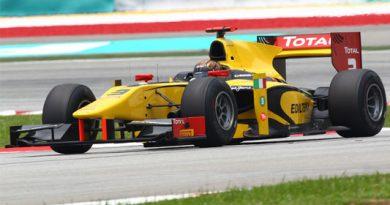 GP2 Series: Davide Valsecchi marca a pole na Malásia