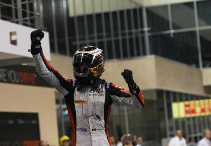 GP2 Series: Stoffel Vandoorne vence em Abu Dhabi