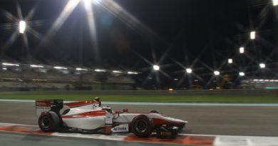 GP2 Series: Stoffel Vandoorne marca a pole em Abu Dhabi