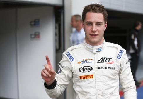 GP2 Series: Stoffel Vandoorne marca a pole na Áustria