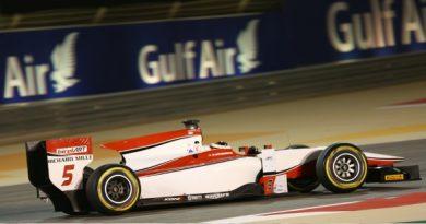 GP2 Series: Stoffel Vandoorne marca a pole no Bahrein
