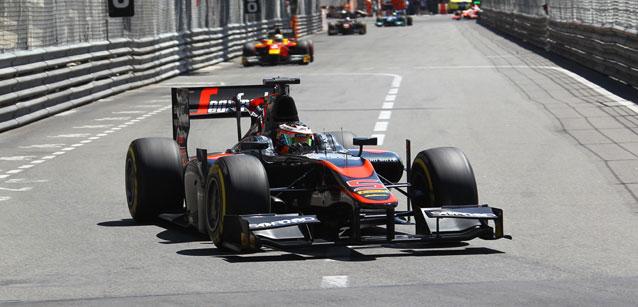 GP2 Series: Stoffel Vandoorne vence em Monte Carlo