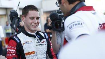 GP2 Series: Stoffel Vandoorne marca a pole em Sochi