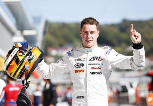 GP2 Series: Stoffel Vandoorne conquista o título de 2015